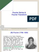Ssp Pt Fourier Series and Fourier Transform
