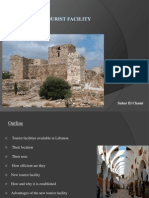 Tourism in Lebanon