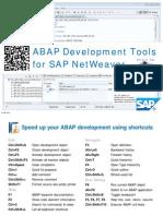 ABAP Development Tools Tutorials - Quick Reference Card