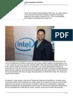 5504 Intel Presenta La 4o Generacion de Procesadores Intel Core