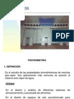 Clase 5 Psicrometria