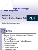 Session 4 Reverse Engineering and Redesign