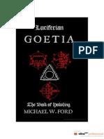 Luciferian Goetia - Michael W. Ford