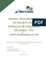 Manual de Elaboracao de Projetos- Nutricao Atualizado