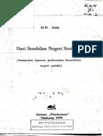 Dari 9 Negeri Sosialis - DN. Aidit (1959)