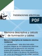Trabajos de Instalacion Electrica