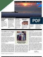 Habari Njema - Good News from the Langley Family, Issue No. 31 - September 2009.