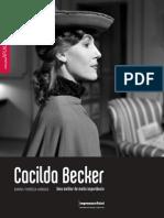 Cacilda Becker Livro