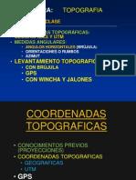 3 Coord Topograficas Escalas Lev Topogr Gps-brujula-wincha y Jalones=Conocimientos Previos