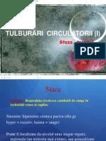 Tulburari Circulatorii Staza Tromb