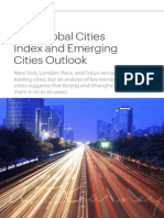 2012 Global Cities Index and Emerging Cities Outlook 1-1