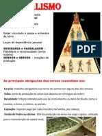 FEUDALISMO 2013