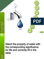 properties of water-2