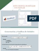Filtros digitales MATLAB