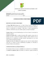 EMENDAS_APOSTILA Pronatec