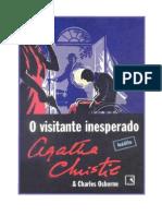 93 - Agatha Christie - O Visitante Inesperado