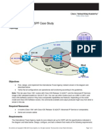 Ccnpv6 Route Lab3-7 Ospf Case Study Student