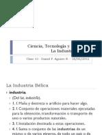 Clase 13 - La Industria Bélica