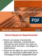 Estudos Empirico Experimentais e Efeitos