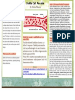 flyer chd 210  sicke cell anemia