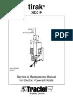 XE301P Service Manual