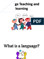 Language Teaching and learning.pptx