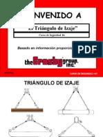 El Triangulo de Izaje