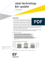 EY-Q213 Global Technology M&a Report-Issue20