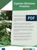 Espécies alóctones invasivas
