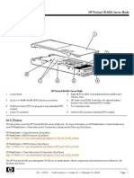 HP Proliant BL460c - Srv Cuchilla BladeCenter - 12518_na