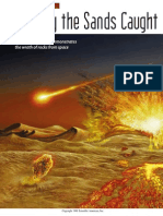 'The Day the Sands Caught Fire' by Jeffrey C. Wynn and Eugene M. Shoemaker