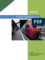 Disciplinariedad Scribd