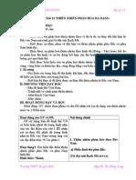 Bài 11 Tiết 12 THIÊN NHIÊN PHÂN HOÁ ĐA DẠNG