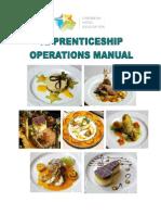 Apprenticeship Manual