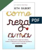 Gilbert Elizabeth - Come Reza Ama