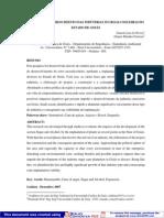 CRESCIMENTO DAS INDÚSTRIAS SUCROALCOOLEIRAS