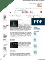 Devil May Cry - Guía en MER25..