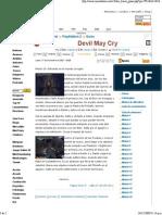 Devil May Cry - Guía en MER26..