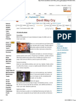Devil May Cry - Guía en MER33..