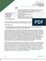 T5 B64 GAO Visa Docs 2 of 6 Fdr- 1-27-03 GAO Interview Re Condor 105 Visa Revocations 584