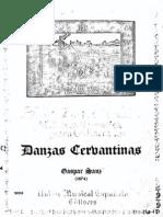 Sanz,Gaspar–DanzasCervantinas(1674)