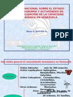taxonomia venezuela
