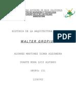 Waler Gropius