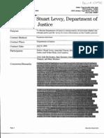 T5 B65 GAO Visa Docs 5 of 6 Fdr- 7-23-02 GAO Interview of Stuart Levy 807