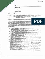 T5 B65 GAO Visa Docs 5 of 6 Fdr- 9-9-02 GAO Memo Re Post Procedures Re Wait Cases 811