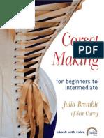 Corset Making