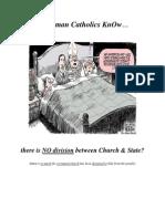 Do RCs Know Bishops make Strange Bedfellows?
