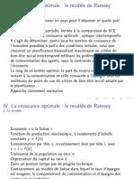 2. Le modèle de Ramsey