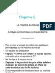 Macro Chap 6 - le marché du travail