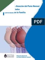 36999997 Atencion Del Parto Normal en Maternidades Centradas en La Familia
